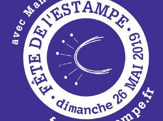 Nos Portes Ouvertes auront lieu le 25 et 26 mai dans le cadre de la Fête de l'Estampe.