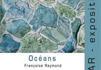 Exposition OCEANS, du 7 au 29 mars 2020.